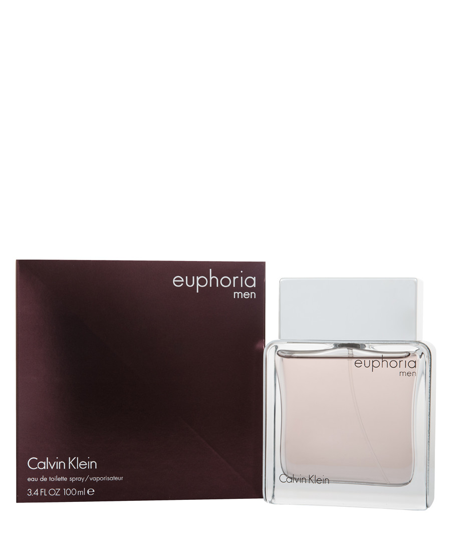 Euphoria eau de toilette 100ml Sale - calivin klein