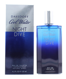 Coolwater Night Dive EDT 125ml