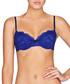 Sabine blue lace balconette bra  Sale - Heidi Klum Intimates Sale