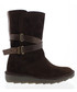 Army espresso brown suede boots  Sale - fly london Sale