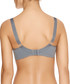 Deco Delight grey moulded plunge bra Sale - freya Sale