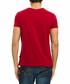 Favori red pure cotton T-shirt Sale - galvanni Sale