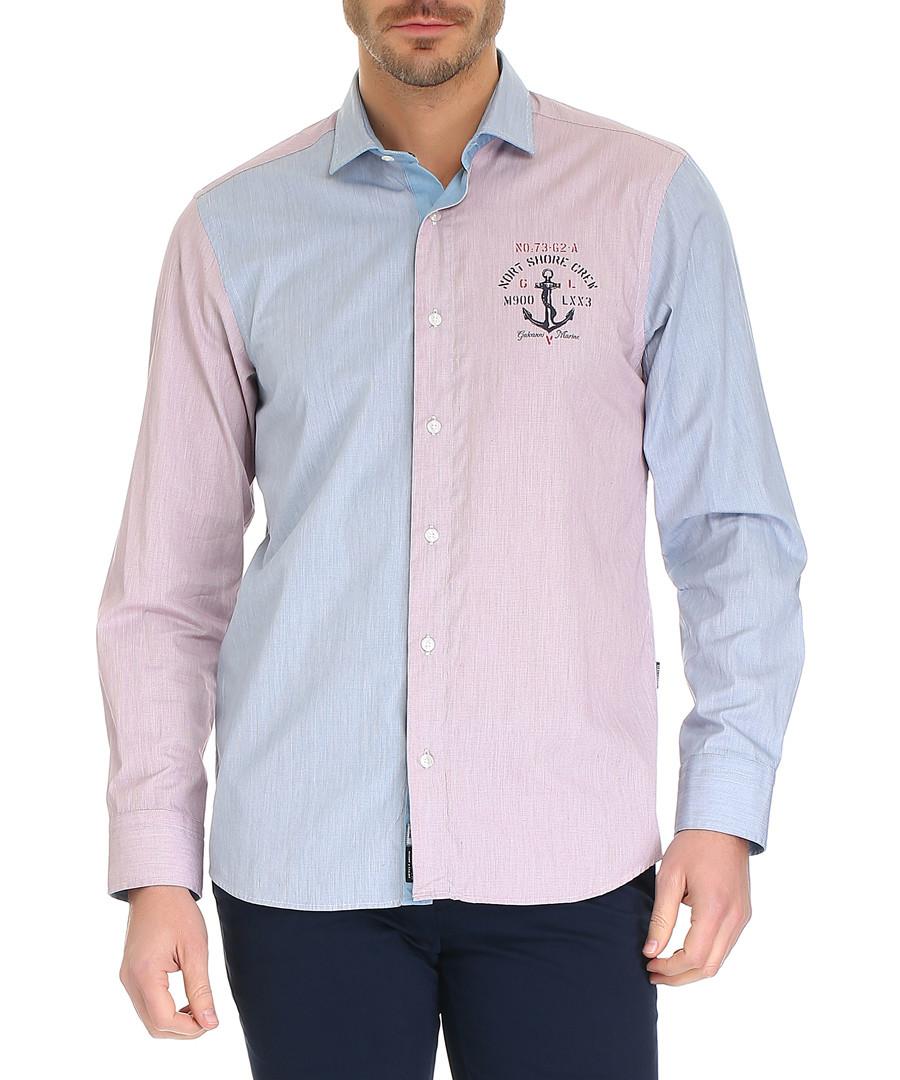 Crossroad multi-coloured cotton shirt Sale - galvanni