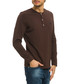 Coutou coffee cotton blend top Sale - galvanni Sale