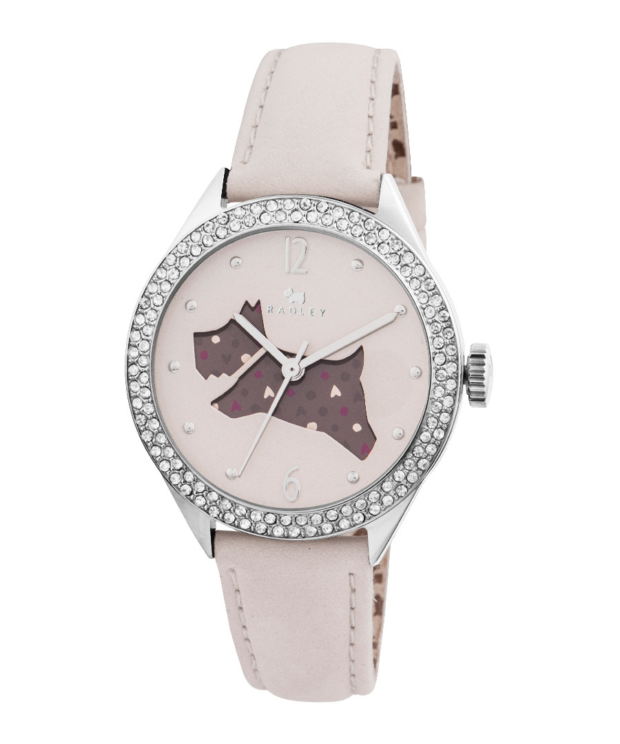 The Great Outdoors taupe leather watch Sale - radley
