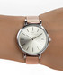Rose-gold tone & silver-tone steel watch Sale - victoria walls Sale