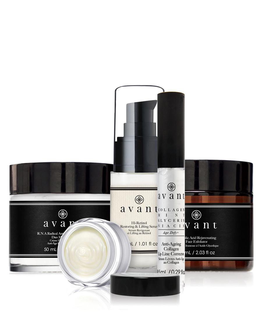 5pc Rejuvenating & Vivifying set Sale - avant skincare