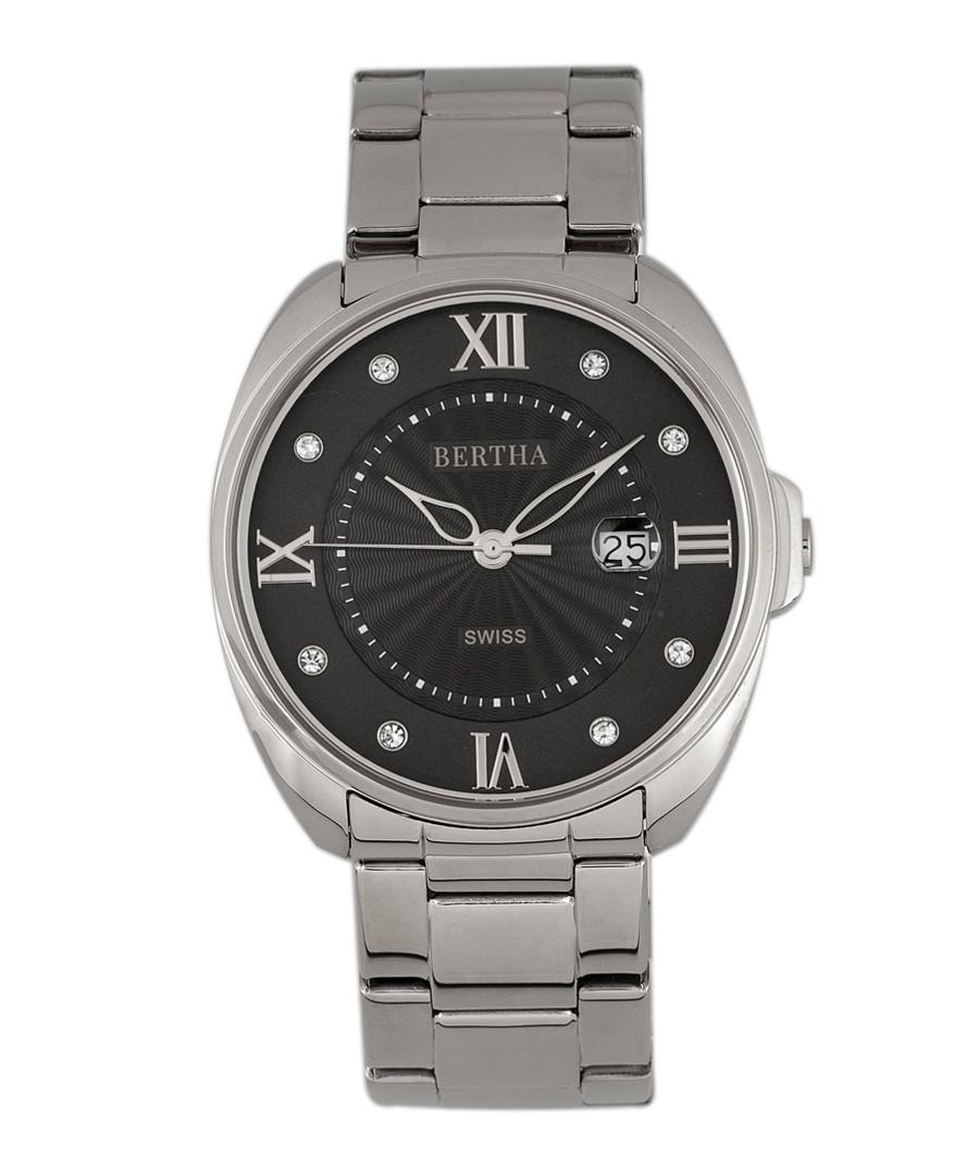 Amelia silver-tone stainless steel watch Sale - bertha