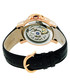 McKinley black leather fish scale watch Sale - heritor automatic Sale