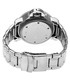 Cahill silver-tone steel link watch  Sale - heritor automatic Sale