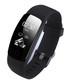 Black heart rate monitor sportswatch  Sale - Inki Sale