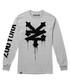 Stencil grey pure cotton jumper Sale - Zoo York Sale