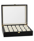 Black 18-watch collector case Sale - mathis montabon Sale