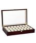 Brown 24-watch collector case Sale - mathieu legrand Sale