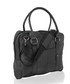 Black leather travel briefcase  Sale - lorenz Sale