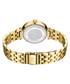 Gala 18k gold-plated steel watch Sale - jbw Sale