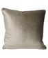 Luxe mink velvet cushion 55cm Sale - riva paoletti Sale
