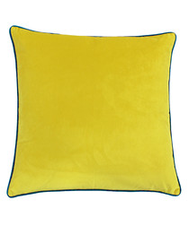 Meridian cylon velvet cushion 55cm