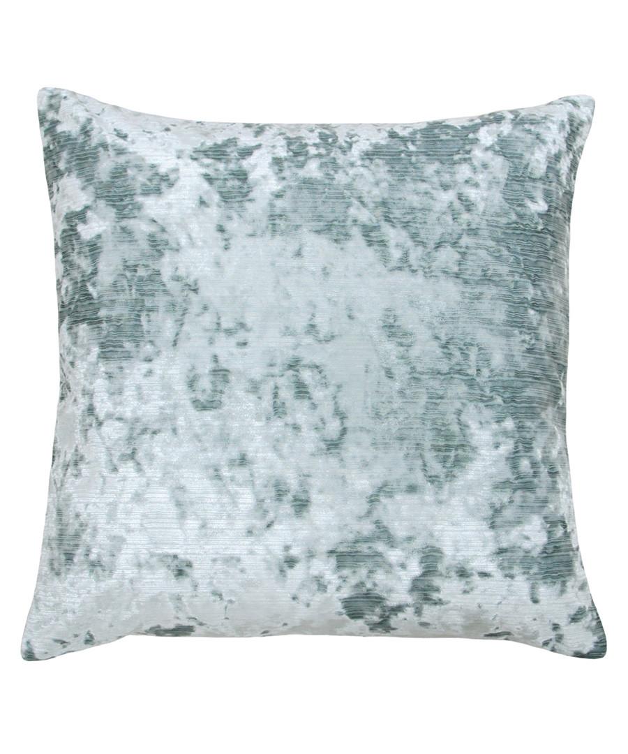 Neptune agate velvet cushion 58cm Sale - riva paoletti