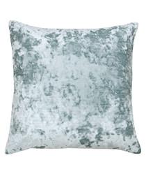 Neptune agate velvet cushion 58cm