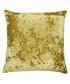 Neptune amber velvet cushion 58cm Sale - riva paoletti Sale