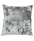 Neptune pewter velvet cushion 58cm Sale - riva paoletti Sale
