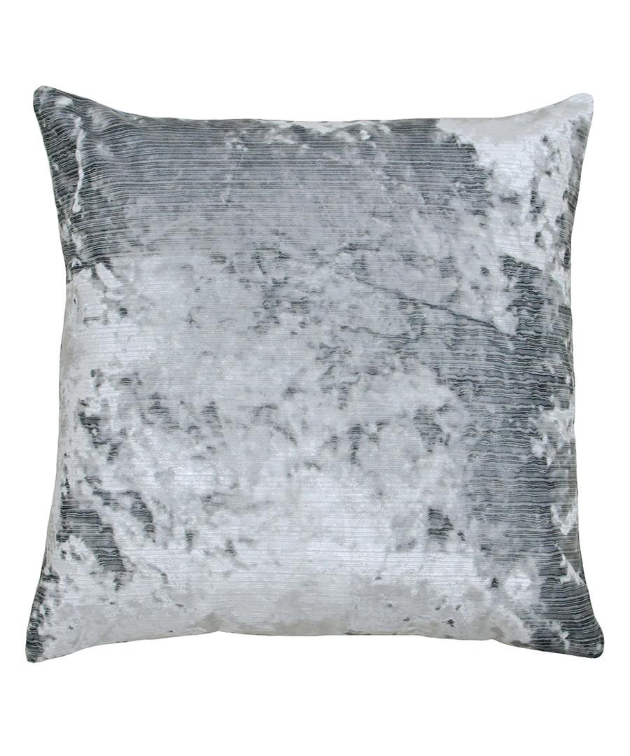 Neptune pyrite velvet cushion 58cm Sale - riva paoletti