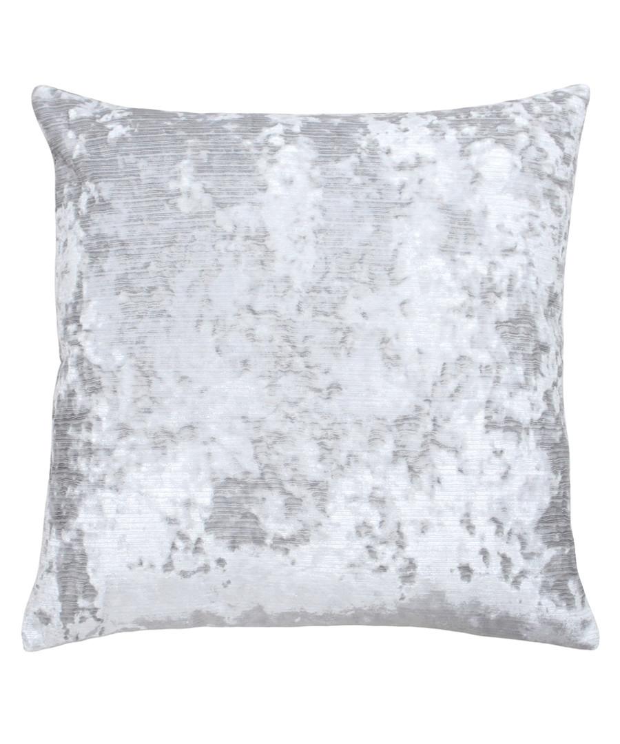 Neptune quartz velvet cushion 58cm Sale - riva paoletti