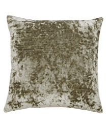 Neptune tanzanite velvet cushion 58cm