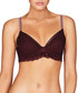 Jasmine garnet red lace contour bra Sale - stella mccartney Sale