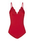 Tango red scallop backless swimsuit Sale - STELLA MCCARTNEY SWIMWEAR Sale