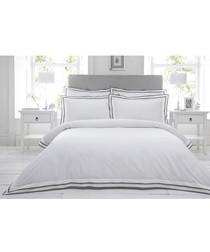 Sandringham cotton Oxford pillowcase