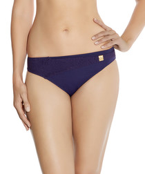 Montreal indigo classic bikini bottoms