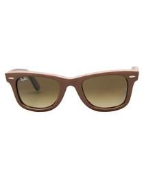 d2108bc50a2 Discount Justin black   grey ombre sunglasses