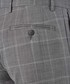 2pc grey pure wool check suit Sale - hackett Sale