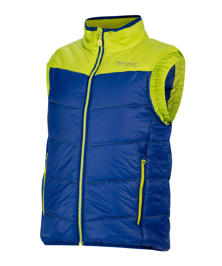 Icebound II lime zip up gilet Sale - Outdoor Active