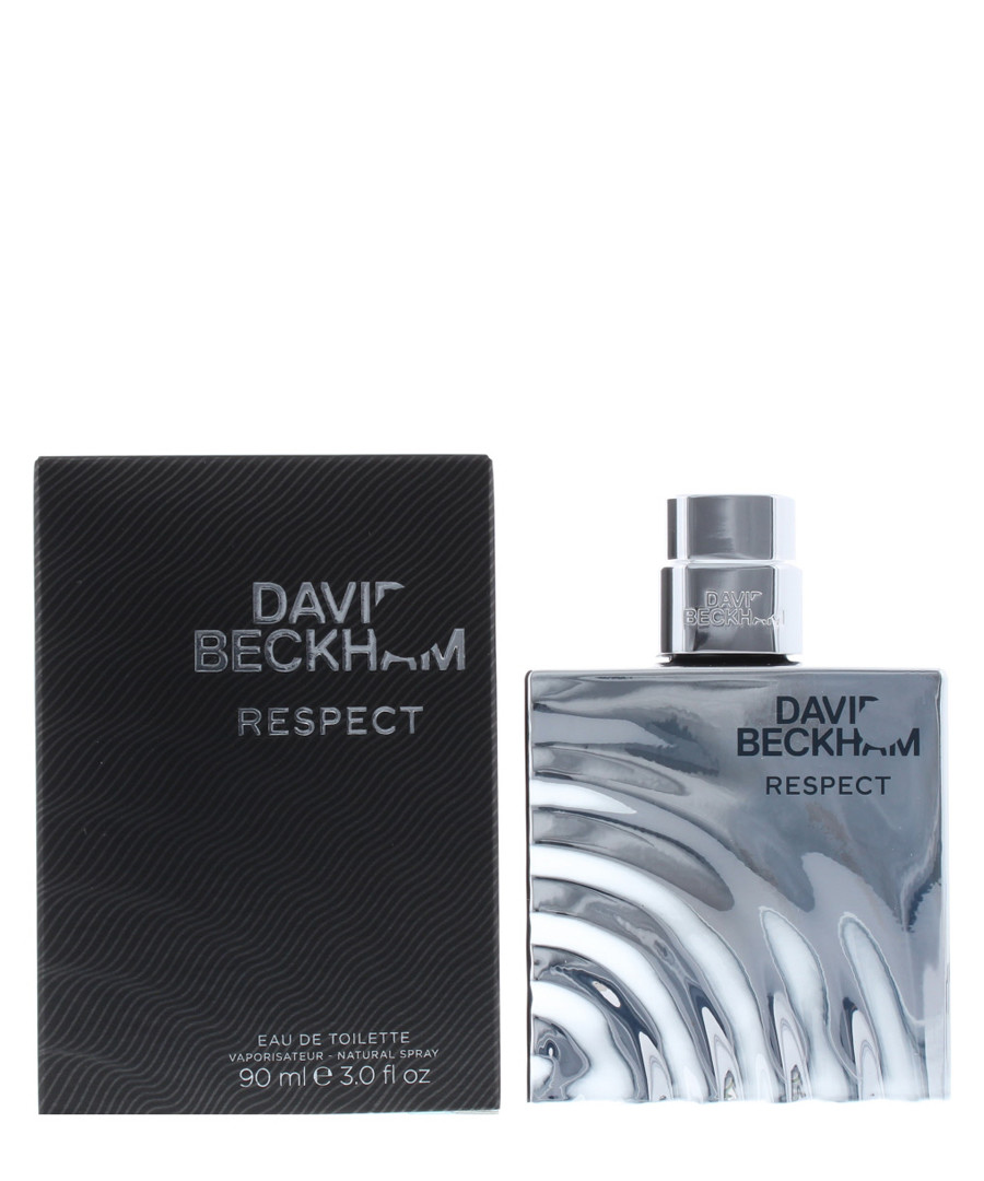 Respect eau de toilette 90ml Sale - david beckham