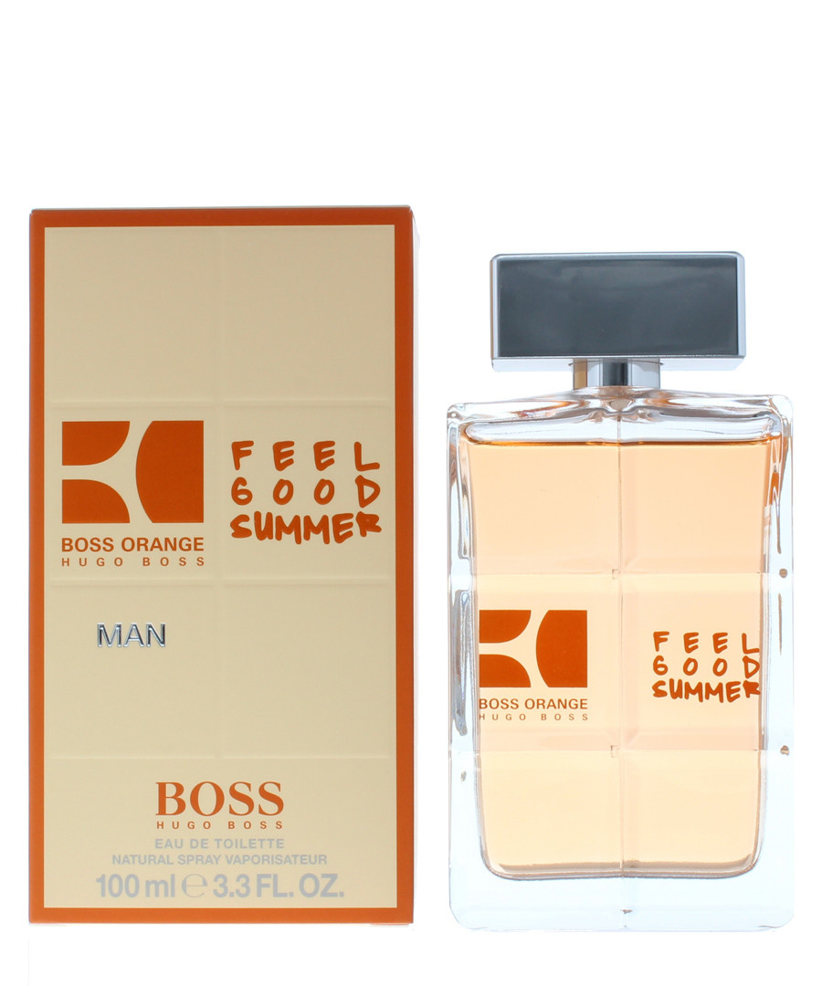 Orange EDT 100ml Sale - HUGO BOSS