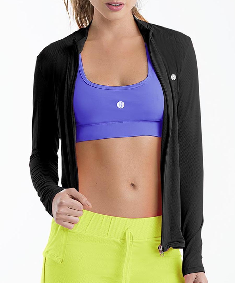 Black sports jacket  Sale - Garotas