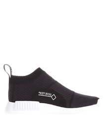 Men's NMD black primeknit sneakers