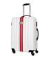 Manzana white spinner suitcase 60cm Sale - platinium Sale