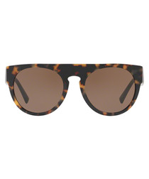 Havana & brown sunglasses