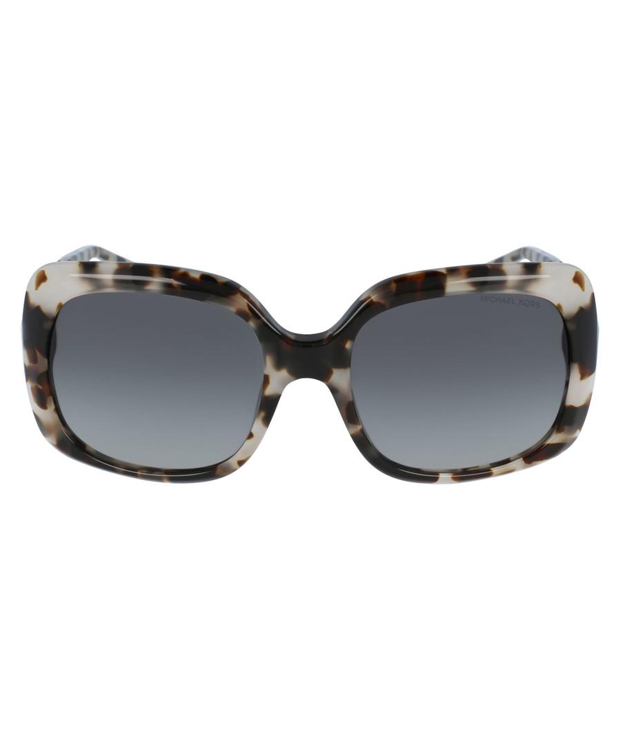 Havana & grey sunglasses Sale - michael kors