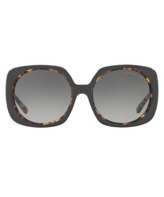 6f4e9c20da36 MICHAEL KORS. Women s grey tortoiseshell sunglasses
