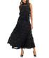 Black mesh detail maxi skirt Sale - tantra Sale