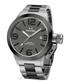 Canteen silver-tone & grey steel watch Sale - tw steel Sale