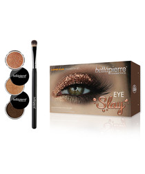 Eye Slay copper glam set
