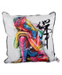 Bouddha Feng cotton blend cushion 55cm Sale - 1Wall Sale