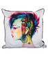 Cyber Punk cotton blend cushion 55cm Sale - 1Wall Sale
