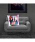 Dream Seeker cotton blend cushion 55cm Sale - 1Wall Sale